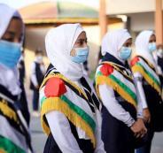 قطاع غزة وطلبة المدارس