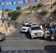 اطلاق النار على شاب فلسطيني في القدس