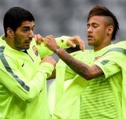 برشلونة يرد على تقارير ارتباط نيمار بسان جيرمان