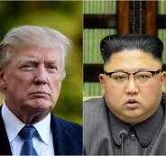 كوريا الشمالية واميركا