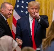 اردوغان وترامب وسوريا