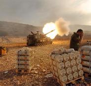حرب اسرائيلية على لبنان