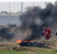 مسيرات في غزة