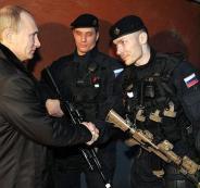سلاح بوتين الشخصي