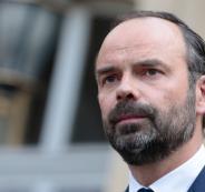 طعن ابن شقيق رئيس الوزراء الفرنسي باسرائيل