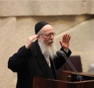 استقالة وزير الصحة الاسرائيلي