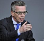 وزير داخلية ألمانيا يقترح تحديد عطلة إسلامية