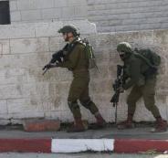 فرض طوزق امني اسرائيلي على رام الله