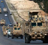 الجيش السوري  والامريكي
