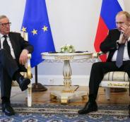 عقوبات اوروبية على روسيا
