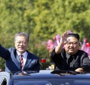 تدهور العلاقة بين كوريا الشمالية والجنوبية