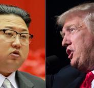 ترامب: مستعد للقاء زعيم كوريا الشمالية