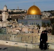اسرائيل وصوت الاذان في القدس