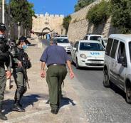 اسرائيل تقتل فلسطينيا اعزل في القدس