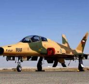 ايران تكشف النقاب عن مقاتلة جديدة