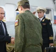 بوتين يأمر بسحب الجيش الروسي من سوريا