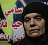 والدة الشهيد سامي ابو دياك
