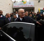 امان وشراء الحكومة الفلسطينية 5 آلاف مركبة