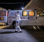 اسرائيل وفيروس كورونا