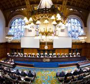 سفيرة فلسطين في هولندا تطلع محكمة العدل الدولية على جرائم الاحتلال