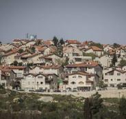 مخطط لبناء 212 وحدة استيطانية في القدس