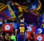 أرقام برشلونة الأخيرة تهدد استعادته لقب الليجا