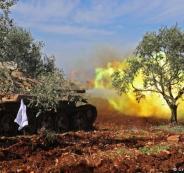 تركيا تقصف قوات موالية للنظام السوري في عفرين