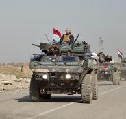 العراق تعتقل قيادي في تنظيم داعش