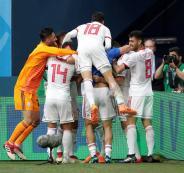 إيران تخطف فوزاً قاتلاً في الدقيقة 95 أمام المنتخب المغربي