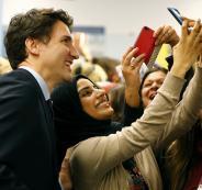 رئيس وزراء كندا والمسلمين وعيد الفطر