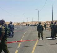 اطلاق النار على جنود اسرائيليين قرب اريئيل