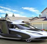 شركة صينية تنتج السيارة الطائرة (شاهد)