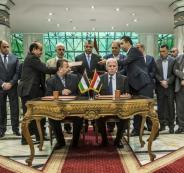 الفصائل الفلسطينية في القاهرة