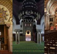 فرنسا ودور العبادة
