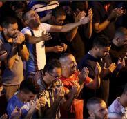 شرطة الاحتلال تخشى احتفالات النصر بباحات الأقصى غداً