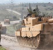 المانيا والاسلحة الى تركيا
