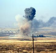 مقتل عناصر من داعش في غارات غرب العراق