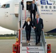 نتنياهو والرحلات الجوية