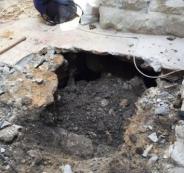 حفريات الاحتلال