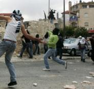 إصابات واعتقالات بمواجهات بالقرب من رام الله والبيرة
