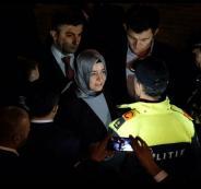 طرد وزيرة تركية من هولندا