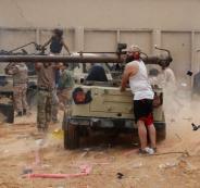 حفتر واسقاط طائرة تركية في ليبيا