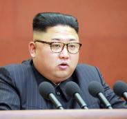 الزعيم الكوري الشمالي يهدد في العام 2019