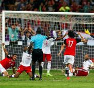 هدية من السعودية إلى المنتخب المصري