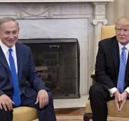 ترامب ونتنياهو واسرائيل
