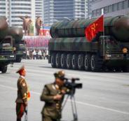 اميركا والسلاح النووي الكوري الشمالي