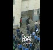 ضرب طالب مدرسة في الخليل