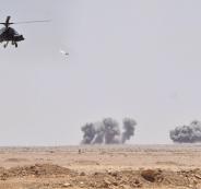 مناورات عسكرية مصرية