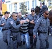 اعتقالات في الضفة \