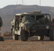 سرقة عتاد عسكري اسرائيلي